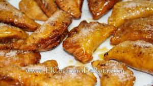 Empanadillas rellenas de Cabello de Angel