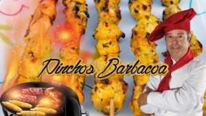 Pinchos Barbacoa