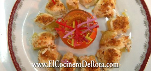 Patatas-con-Alioli-y-Kikos-gratinadas