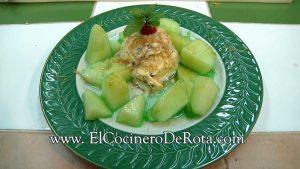 Melon-con-menta-y-helado