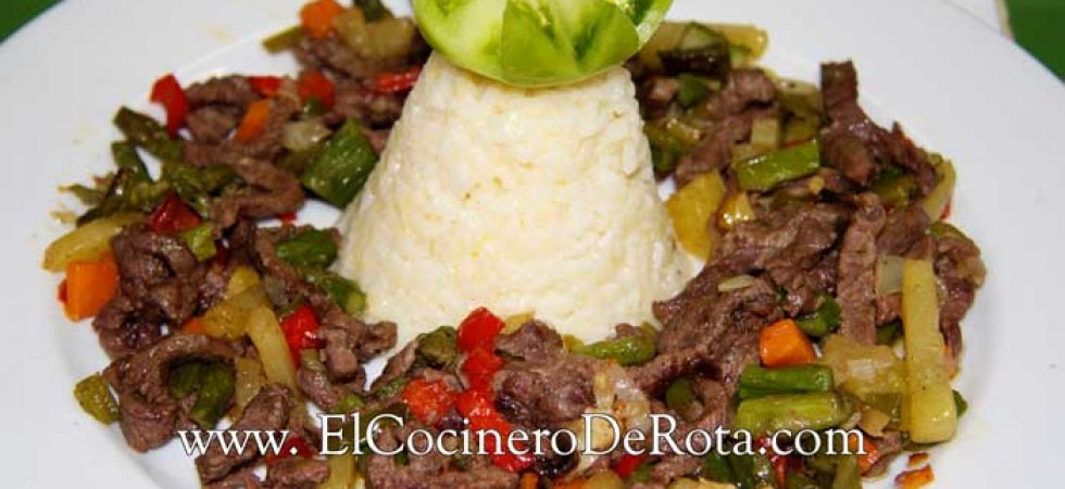 Ternera-con-verduras-y-arroz