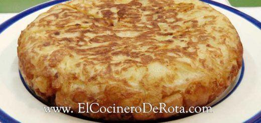 Tortilla de patatas - Receta de Tortilla