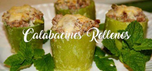 Calabacines-Rellenos